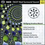 Wolfgang Amadeus Mozart: Violin Concertos KV 207 & KV 219