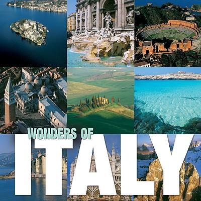 Wonders of Italy - Atripaldi, Gabriele (Text by)