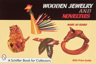 Wooden Jewelry and Novelties - Izard, Mary Jo