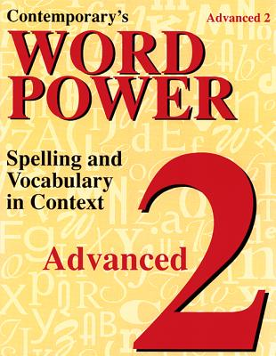 Word Power: Advanced 2 - Contemporary Books