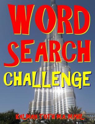 Word Search Challenge - Toth M a M Phil, Kalman