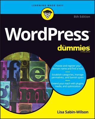 Wordpress for Dummies - Sabin-Wilson, Lisa