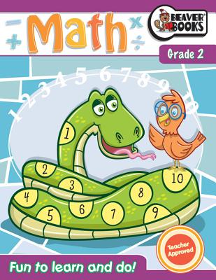 Workbook Bbk: Math - 2 - Beaver Books (Editor)