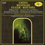 Works by Grieg, Respighi, Elgar and Roussel