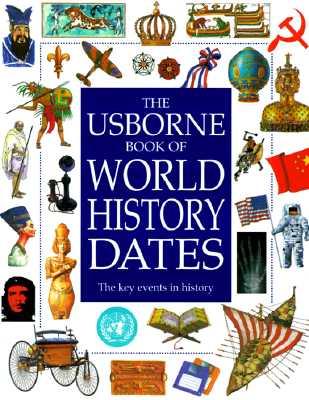World History Dates - Chisholm, Jane