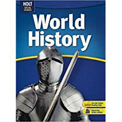 World History: Student Edition 2008 - Holt Rinehart and Winston (Prepared for publication by)
