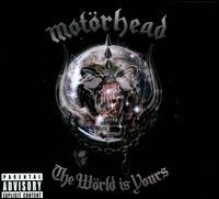 World Is Yours [Bonus DVD]  - Motörhead