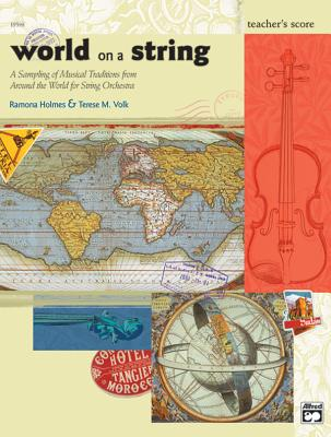 World on a String: Violin - Holmes, Ramona