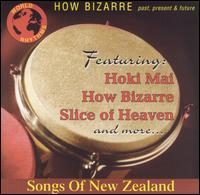 World Rhythms: Songs of New Zealand - Various Artists
