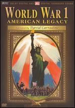 World War I: American Legacy