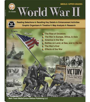 World War II Workbook, Grades 6 - 12 - Lee, George