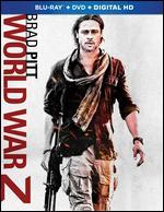 World War Z [SteelBook] [Blu-ray]