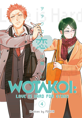 Wotakoi: Love Is Hard For Otaku 4 - Fujita