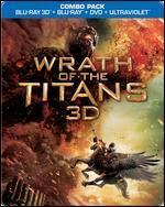 Wrath of the Titans 3D [2 Discs] [Includes Digital Copy] [UltraViolet] [3D] [Blu-ray/DVD]