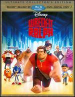 Wreck-It Ralph [4 Discs] [Includes Digital Copy] [2D/3D] [Blu-ray/DVD]
