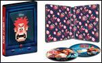 Wreck-It Ralph [SteelBook] [Includes Digital Copy] [4K Ultra HD Blu-ray/Blu-ray] [Only @ Best Buy]