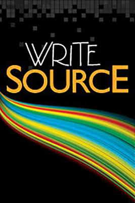 Write Source: Student Edition Hardcover Grade 4 2009 - Great Source (Prepared for publication by)