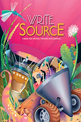 Write Source: Student Edition Softcover Grade 8 2009 - Great Source (Prepared for publication by)