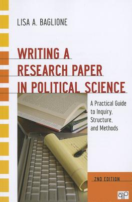 Writing a Research Paper in Political Science: A Practical