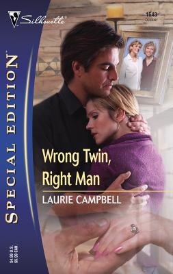 Wrong Twin, Right Man - Campbell, Laurie