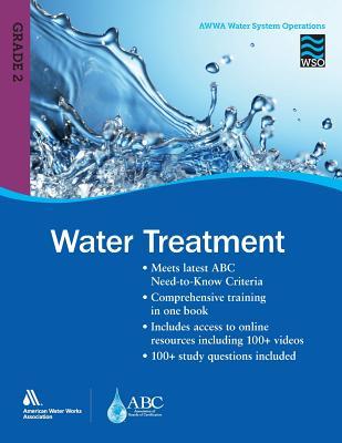 Wso Water Treatment, Grade 2 - Awwa
