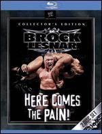 WWE: Brock Lesnar - Here Comes the Pain [Blu-ray]