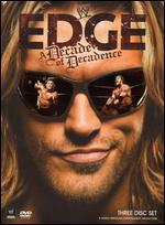 WWE: Edge - A Decade of Decadence [3 Discs]