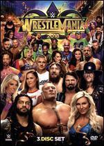 WWE: Wrestlemania XXXIV