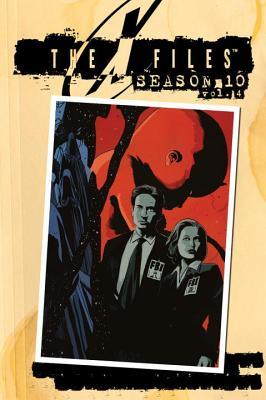 X-Files Season 10 Volume 4 - Harris, Joe, Professor