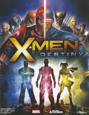 X-Men Destiny - BradyGames (Creator)
