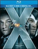 X-Men First Class [2 Discs] [Includes Digital Copy] [UltraViolet] [Blu-ray/DVD]