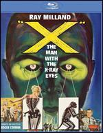 X: The Man with X-Ray Eyes [Blu-ray]