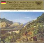 Xaver Scharwenka: Symphony in C minor, Op. 60; Overture; Andante Religioso