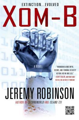 XOM-B - Robinson, Jeremy, MSW, MCC