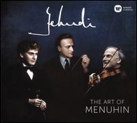 Yehudi: The Art of Menuhin - Alla Rakha (tabla); Ambrose Gauntlett (viola da gamba); Amiya Dasgupta (tambura); Camerata Lysy Gstaad;...