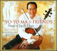 Yo-Yo Ma & Friends: Songs of Joy & Peace [CD/DVD] - Yo Yo Ma