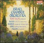 Yoav Talmi Conducts Bloch, Barber, Grieg, Puccini