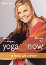 Yoga Now: 10-Minute P.M. De-Stressor -