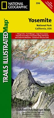 Yosemite National Park - National Geographic Maps (Compiled by)
