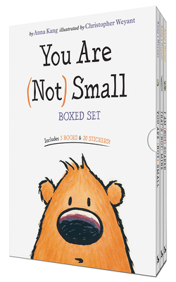 You Are Not Small Boxed Set - Kang, Anna, and Weyant, Christopher (Illustrator)
