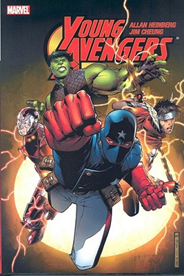 Young Avengers - Heinberg, Allan