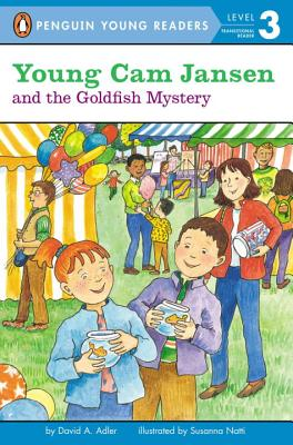 Young CAM Jansen and the Goldfish Mystery - Adler, David A