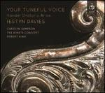 Your Tuneful Voice: Handel Oratorio Arias