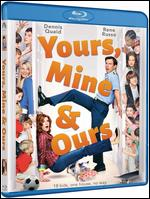 Yours, Mine & Ours [Blu-ray] - Raja Gosnell