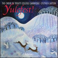 Yulefest! - Anna Cavaliero (mezzo-soprano); Archie Bott (tenor); Bethany Partridge (soprano); Cameron Richardson-Eames (tenor);...