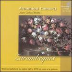 Zarambeques: Musica española de los siglos XVII y XVIII en torno a la guitarra