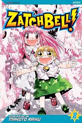 Zatch Bell!, Volume 8 -