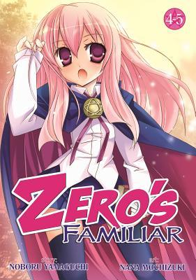 Zero's Familiar 4-5 - Yamaguchi, Noboru