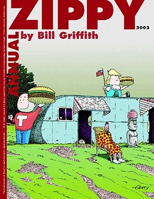 Zippy Annual 2002 - Griffith, Bill