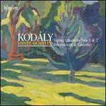 Zoltán Kodály: String Quartets Nos. 1 & 2; Intermezzo; Gavotte